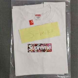 Supreme - Supreme x 村上隆 コラボ box logo tee  Tシャツ