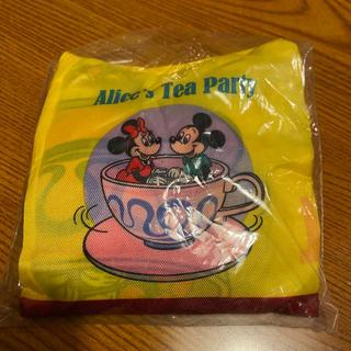 Disney - ディズニーランド カプセルトイ エコバッグ イエロー 新品未開封
