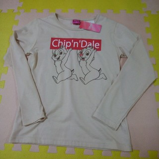 チップアンドデール(チップ&デール)のチップとデール ロンT 長袖(Tシャツ/カットソー)