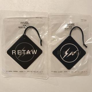 フラグメント(FRAGMENT)のretaW car tag TB FRGMT* 2枚セット(その他)