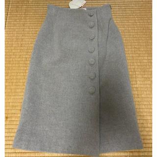 トランテアンソンドゥモード(31 Sons de mode)のタグつき トランテアン ソン ドゥ モード スカート(ひざ丈スカート)
