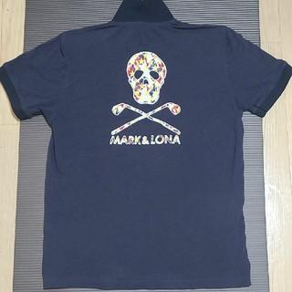 マークアンドロナ(MARK&LONA)のマークアンドロナ ポロシャツ Lサイズ(ウエア)