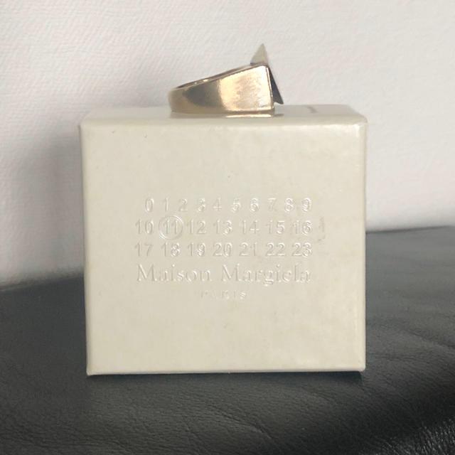 Maison Martin Margiela(マルタンマルジェラ)のこう様専用Maison Margiela メゾンマルジェラ リング メンズのアクセサリー(リング(指輪))の商品写真