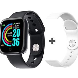 Apple Watch - Bluetoothスマートな時計防水スポーツスマートウォッチIosアンドロイド