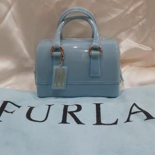 Furla - 売り尽くし❗値下げしました!美品 フルラ キャンディミニボストンバッグ