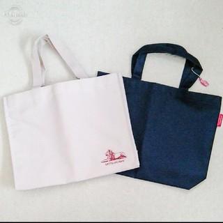 ミツコシ(三越)の【レア】MITSUKOSHI 三越◆非売品 トートバッグセット(トートバッグ)