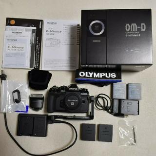 OLYMPUS - OLYMPUS OMD-E-M1 markⅡ ボディ&付属品