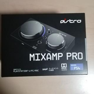 未使用 ASTRO Gaming MixAmp Pro TR