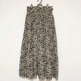 heather - heather レオパードスカート