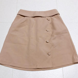 マジェスティックレゴン(MAJESTIC LEGON)のMAJESTIC LEGON♡ 台形スカート(ひざ丈スカート)