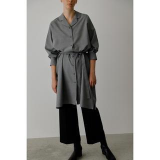 ENFOLD - RIM.ARK Relax shirt gown