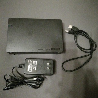 アイオーデータ(IODATA)のUSBハードディスク(I-O DATA) 1TB(PC周辺機器)