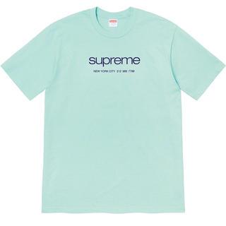 シュプリーム(Supreme)の20SS supreme shop tee(Tシャツ/カットソー(半袖/袖なし))