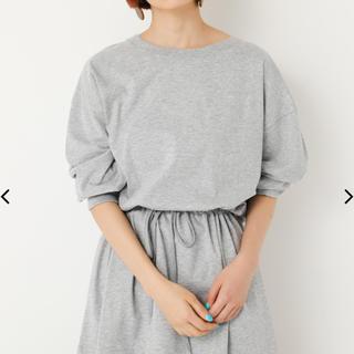 スライ(SLY)のウエスト ロングティーシャツ(Tシャツ/カットソー(七分/長袖))