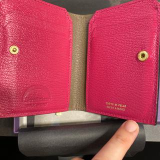 ラルコバレーノ 財布