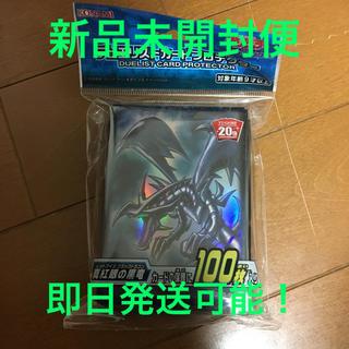 コナミ(KONAMI)の遊戯王 レッドアイズ ブラック ドラゴン スリーブ 100枚入り(カードサプライ/アクセサリ)