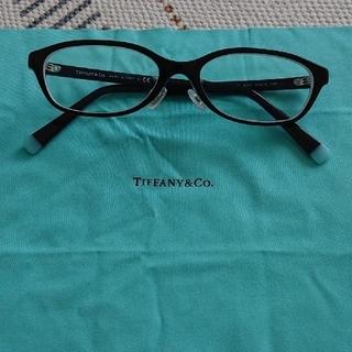 ティファニー(Tiffany & Co.)のティファニー メガネフレーム(サングラス/メガネ)