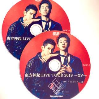 東方神起 - 東方神起 京セラ LIVE XV ノーカット完全版 ☆DVD☆
