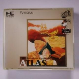 エヌイーシー(NEC)のアトラス ARTDINK PCエンジン SUPER CD-ROM2 PCE(家庭用ゲームソフト)