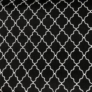 モロッカン調プリント オックス生地110センチ幅×1メートル(生地/糸)
