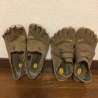 ビブラム(vibram)のビブラム 五本指シューズ✨2足セット(スニーカー)