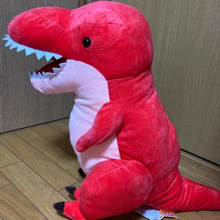 美品 恐竜 ビッグぬいぐるみBIGぬいぐるみ