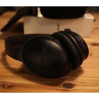 ボーズ(BOSE)のBose QC35 Quiet comfort (ヘッドフォン/イヤフォン)