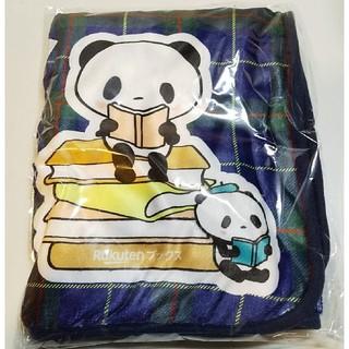 Rakuten - 楽天 お買いものパンダ ブランケット