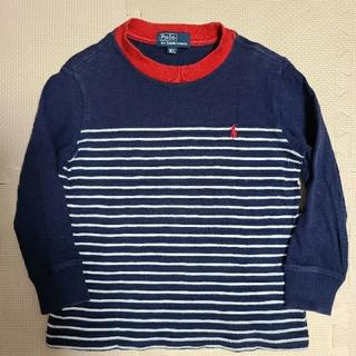 ポロラルフローレン(POLO RALPH LAUREN)のポロ・ラルフローレン キッズシャツ(長袖)100cm(Tシャツ/カットソー)