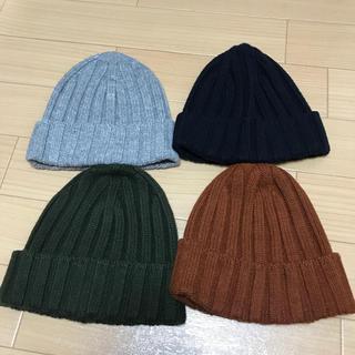 ユニクロ(UNIQLO)のニット帽 HEATTECH   UNIQLO まとめ売り(ニット帽/ビーニー)