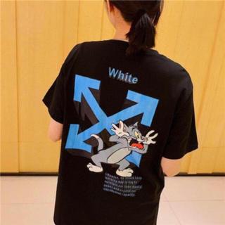 オフホワイト(OFF-WHITE)のOff white オフホワイト Tシャツ(Tシャツ/カットソー(半袖/袖なし))