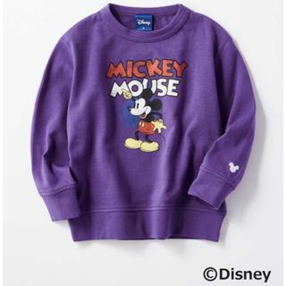 Disney - ミッキー トレーナー  スウェット ディズニー