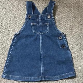 ムジルシリョウヒン(MUJI (無印良品))の無印♡ジャンパースカート(スカート)