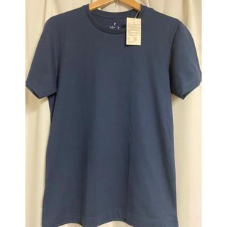 ムジルシリョウヒン(MUJI (無印良品))の【新品】MUJI (無印良品) 涼感クルーネック半袖Tシャツ(Tシャツ/カットソー(半袖/袖なし))