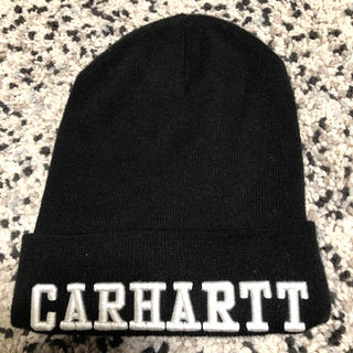 カーハート(carhartt)の新品未使用 CARHARTT カーハート ニット帽(ニット帽/ビーニー)