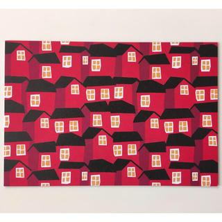 マリメッコ(marimekko)のmarimekko ポストカード  1枚(その他)