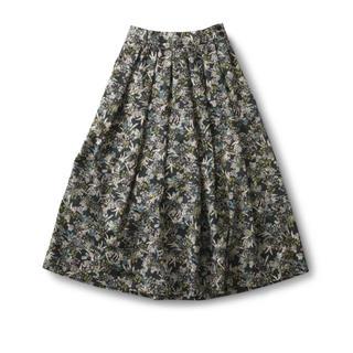 FELISSIMO - サニークラウズ リースの種スカート