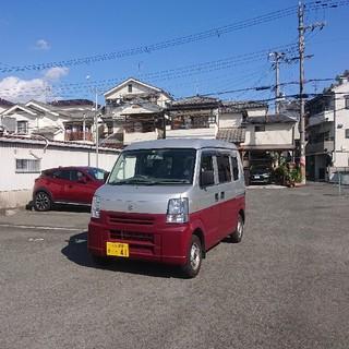 スズキ - 車検2年付き     エブリーバン
