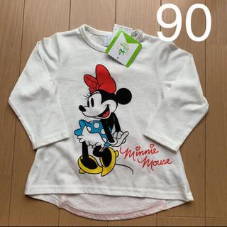 Disney - Disney ミニー 長袖
