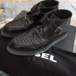 ディーゼル(DIESEL)のDIESEL D-KHIRIS CREEP DEEP(ブーツ)