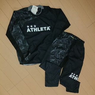 ATHLETA - ATHLETA  ピステ上下   size M   新品