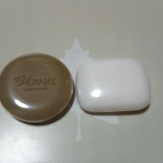 ヴァーナル(VERNAL)のヴァーナル石鹸 アンクソープ センシティブザイフ(洗顔料)