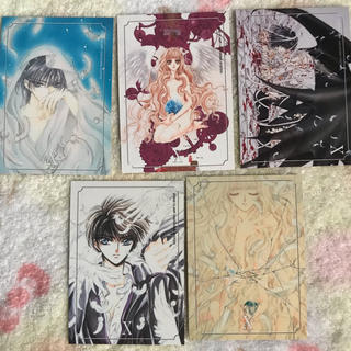 カドカワショテン(角川書店)のX エックス カード 56枚 美品な方だと思います CLAMP(カード)