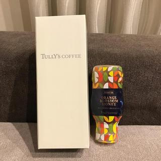 タリーズコーヒー(TULLY'S COFFEE)のTully'sCoffee 2020 HAPPYBAG ハニー&ステンレスボトル(タンブラー)