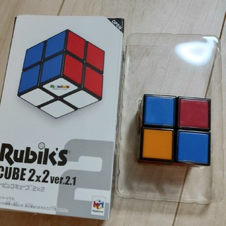 メガハウス(MegaHouse)のルービックキューブ2×2 ver2.1(知育玩具)