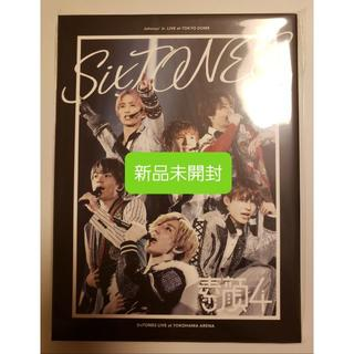 Johnny's - 【新品未開封】素顔4 Sixtones