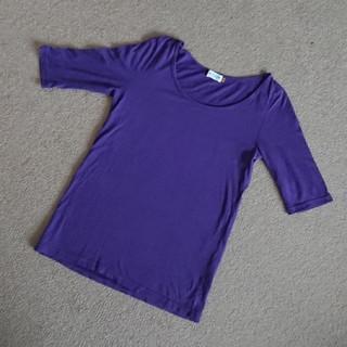 レプシィム(LEPSIM)のLEPSIM五分袖Tシャツ(Tシャツ(半袖/袖なし))