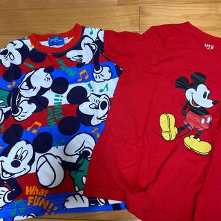 Disney - ミッキーディズニー Tシャツ
