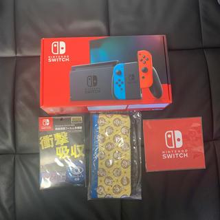 Nintendo Switch - ニンテンドースイッチ おまけ付