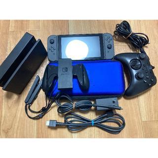 Nintendo Switch - 【中古美品】Nintendo Switch 本体 オマケ多数付き 旧型